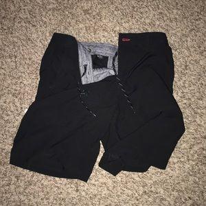 O'Neill shorts black men's